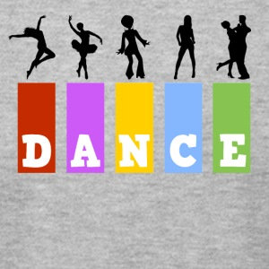 Dance - Men's T-Shirt by American Apparel