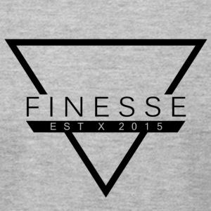 Finesse Clothing - Men's T-Shirt by American Apparel