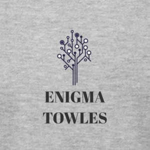 Enigma Towles Organic Rap Tee - Men's T-Shirt by American Apparel