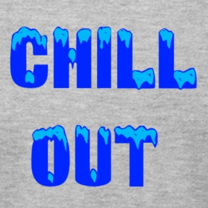 chill out - Men's T-Shirt by American Apparel