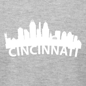Arc Skyline Of Cincinnati OH - Men's T-Shirt by American Apparel