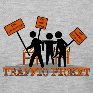 TrafficPicket - Men's T-Shirt by American Apparel