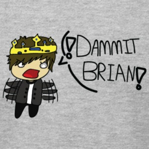 DAMMIT BRIAN! (Merchandise) - Men's T-Shirt by American Apparel