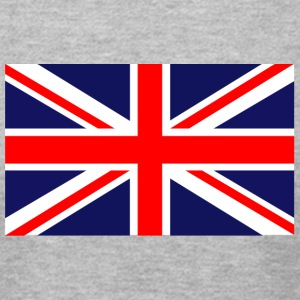 british flag - Men's T-Shirt by American Apparel