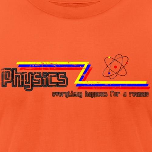 Physics - Unisex Jersey T-Shirt by Bella + Canvas