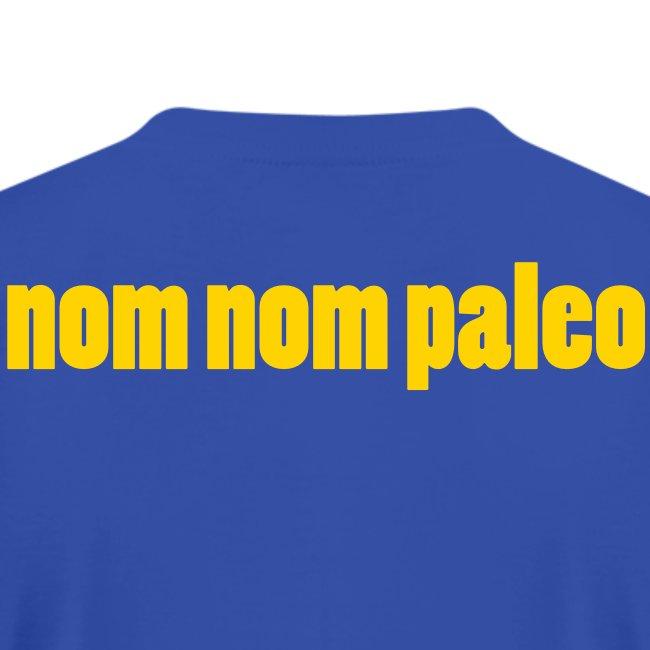 Nom Nom Paleo Vector