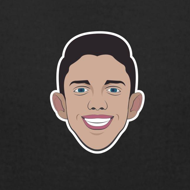 Cartoon Jake Head