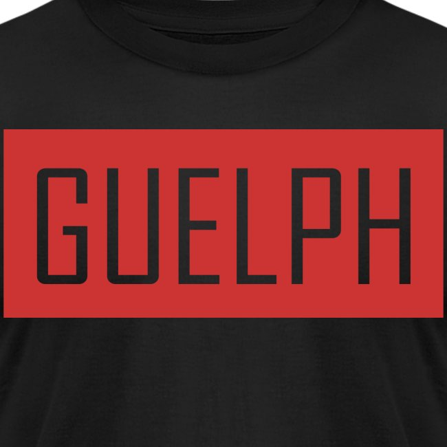 Guelph Logo Red