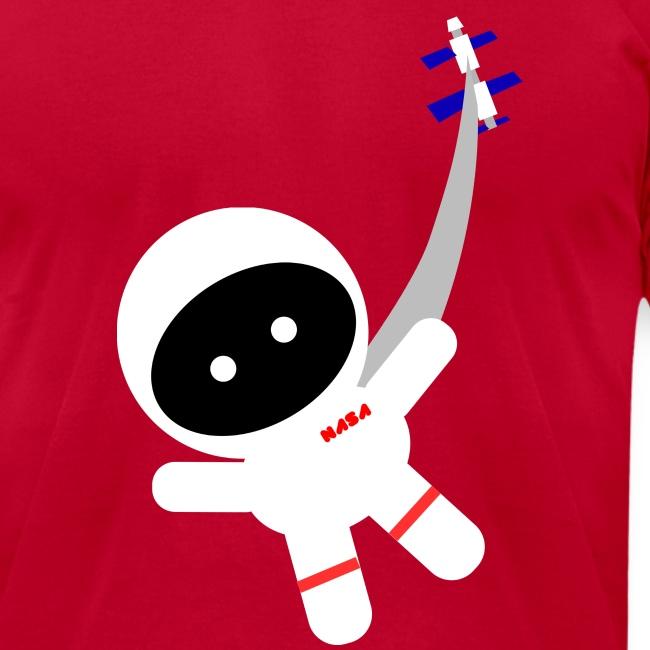 Space Walker Kids' Shirts