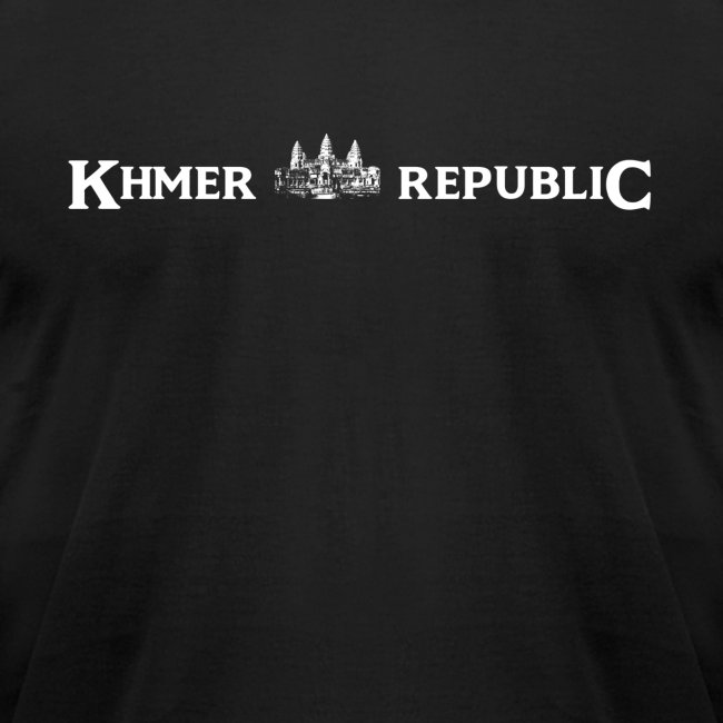 Women's Khmer Republic T-Shirt