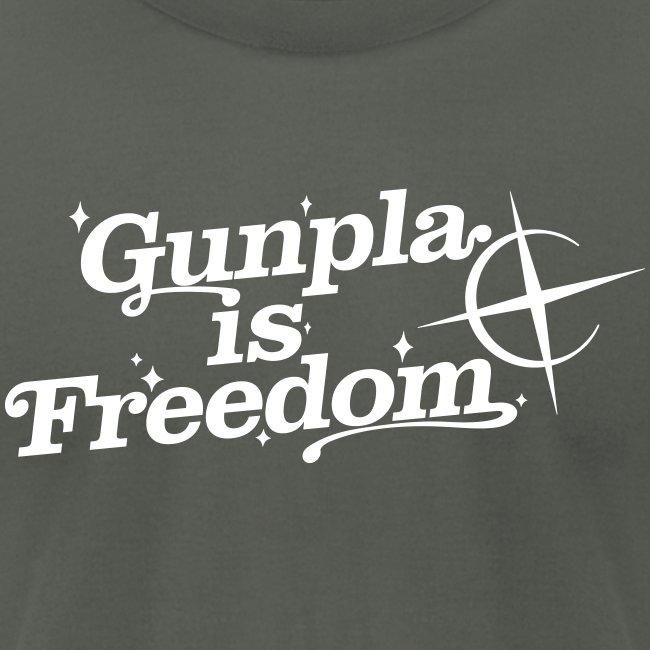 Freedom Men's T-shirt — Banshee Black
