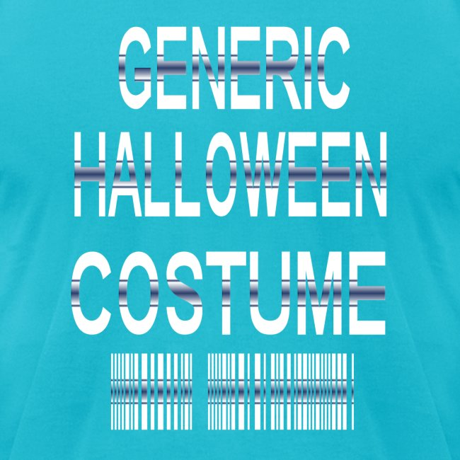 Generic Halloween Costume (white)