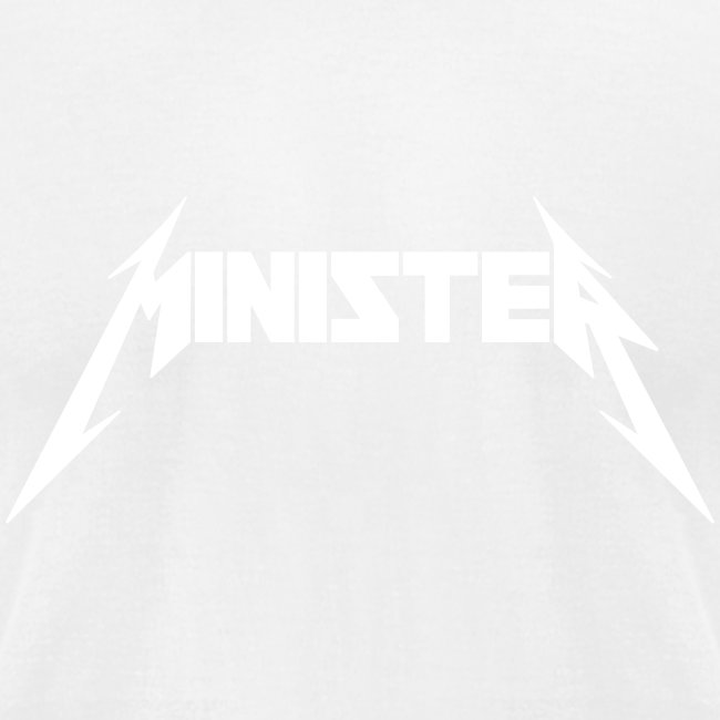 Minister (Rock Band Style)