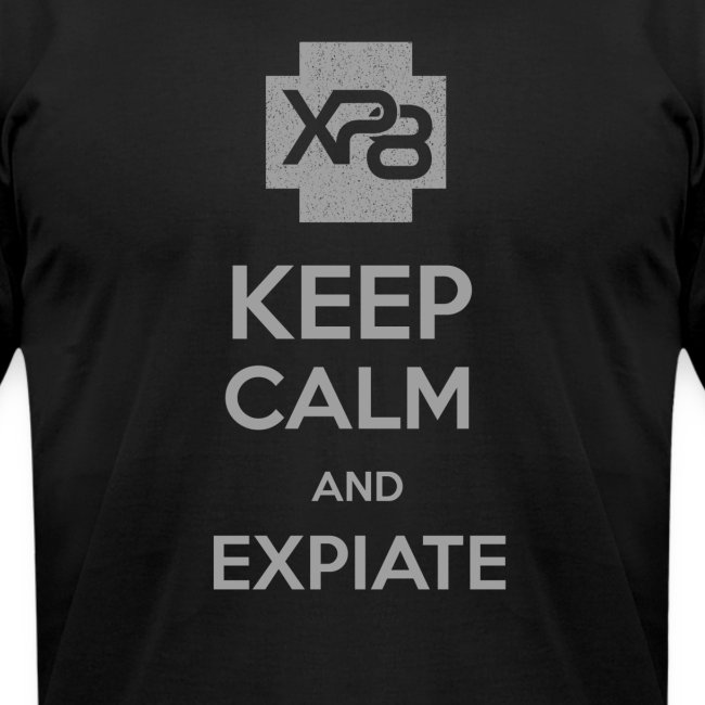 Keep Calm XP8