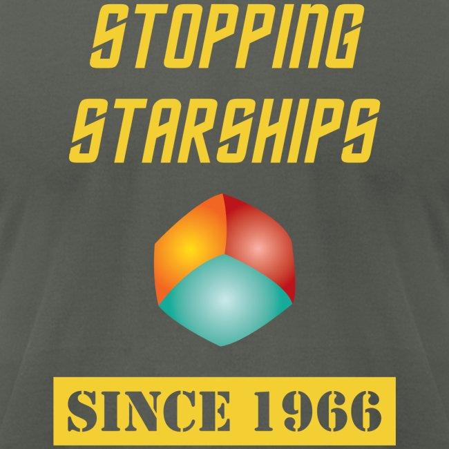 Stopping Starships Corbomite Maneuver Ep