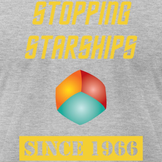 Stopping Starships Corbomite Maneuver Ep