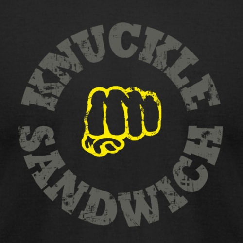 Knuckle Sandwich - Unisex Jersey T-Shirt by Bella + Canvas