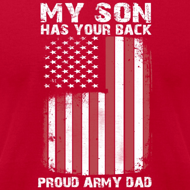 My son has your back
