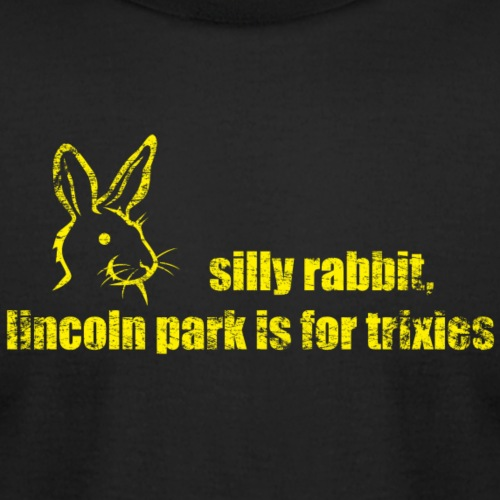 Silly Rabbit - Unisex Jersey T-Shirt by Bella + Canvas