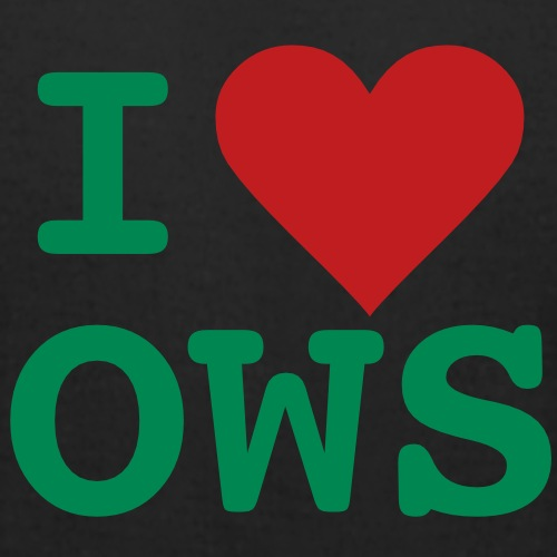 I OWS - Unisex Jersey T-Shirt by Bella + Canvas