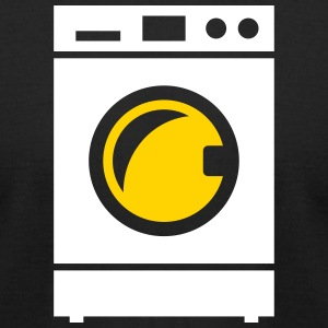 washing machine - Men's T-Shirt by American Apparel