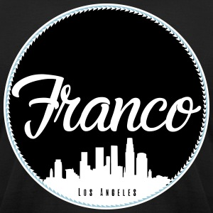 Franco Los Angeles - Men's T-Shirt by American Apparel