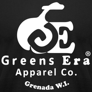 Greens Era Apparel Logo - Men's T-Shirt by American Apparel