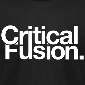 Critical Fusion Merchandise - Men's T-Shirt by American Apparel
