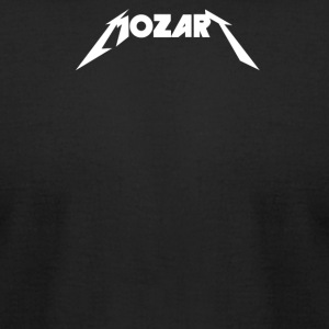 Mozart 2 - Men's T-Shirt by American Apparel