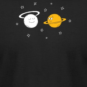 saturn - Men's T-Shirt by American Apparel
