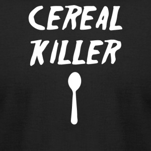 Cereal Killer - Men's T-Shirt by American Apparel