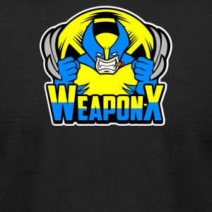 Mutant Weapon - Men's T-Shirt by American Apparel