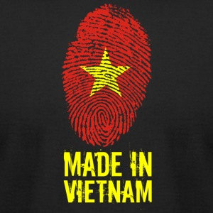 Made In Vietnam / Việt Nam / 共和社會主義越南 - Men's T-Shirt by American Apparel