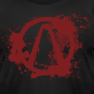 Borderlands - Men's T-Shirt by American Apparel