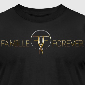 Classic Famille Forever Graphic Tee T-shirt - Men's T-Shirt by American Apparel