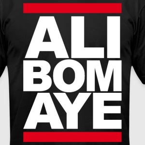 Ali Bomaye - Men's T-Shirt by American Apparel