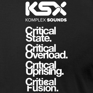 Komplex Labels - Men's T-Shirt by American Apparel