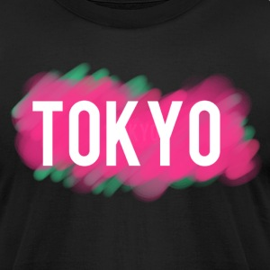 Tokyo - Men's T-Shirt by American Apparel
