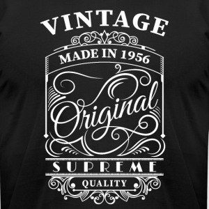 Vintage made in 1956 - Men's T-Shirt by American Apparel
