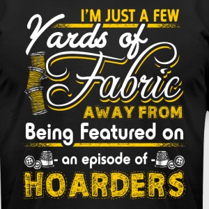 Hoarders - Sewing - Men's T-Shirt by American Apparel