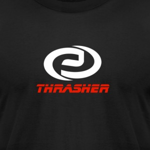 Thrasher merch - Men's T-Shirt by American Apparel
