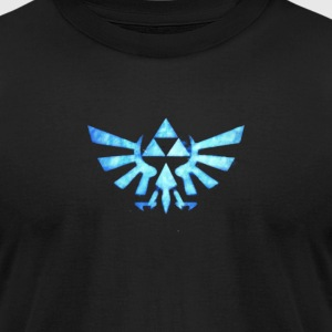 Legend of Zelda Logo - Men's T-Shirt by American Apparel