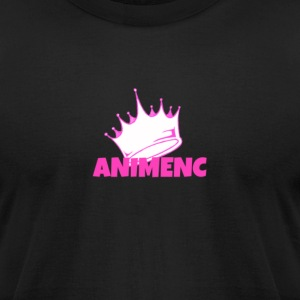 ANIMENC MERCH - Men's T-Shirt by American Apparel