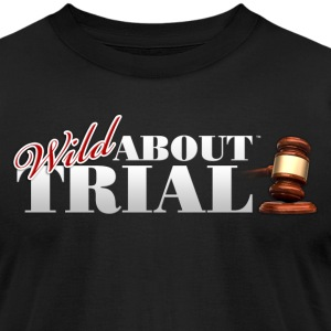 Wild About Trial Logo - Men's T-Shirt by American Apparel