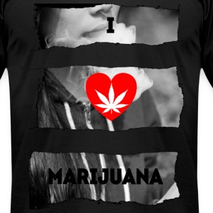 Blunt Blowin' - Men's T-Shirt by American Apparel