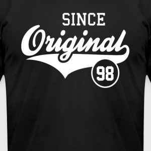 Original Since 1998 - Men's T-Shirt by American Apparel