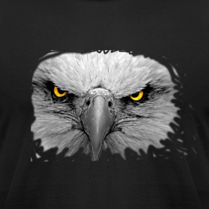 eagle2 - Men's T-Shirt by American Apparel