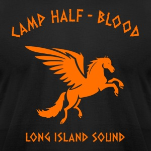 Camp Half Blood - Men's T-Shirt by American Apparel