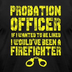 I Would've Been A Firefighter T Shirt - Men's T-Shirt by American Apparel