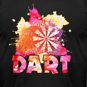 DART TEE SHIRT - Men's T-Shirt by American Apparel